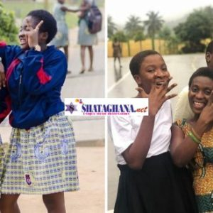 'Nobody finished secondary school a virgin' – Lady says
