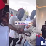 Davido surprises his Chef with $1000 as birthday gift
