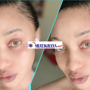 Tonto Dikeh drops no make-up photos and her male fans are worried