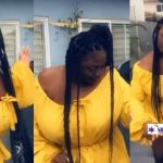 (Video) Tracey Boakye Dance To Critics With Crazy Dance Moves on Social Media