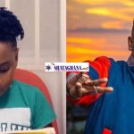 Shatta Wale's Son, The Next Biggest News Anchor As He Displays His Reading Skills