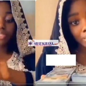 """Give your pu$$y to those that can afford to pay in dollars not naira"" – Nigerian Lady Reveals -Watch Video"