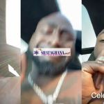 Davido shares his first photo after landing in Ghana