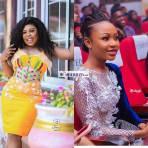 Akuapem Poloo Claims Afia Schwarzenegger Is A Cheap Celebrity As She Joins The Beef To Support Mzbel