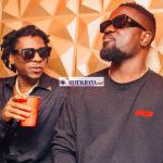 Sarkodie doesn't trust me a bit, I gave him Fanta and he said he'll never drink – Mugeez
