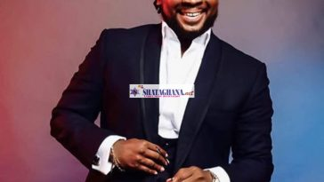 Gospel Singer, Sonnie Badu Flaunts His Beautiful Wife In New Loved-Up Photos
