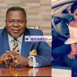 Another beautiful lady is allegedly pregnant for Dr Kwaku Oteng – Source