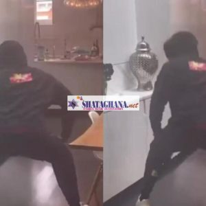 Video Of Rapper Medikal Tw3rking Causes Massive Stir Online | Watch