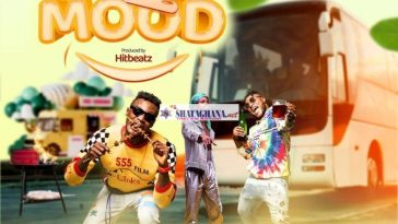 Keche – Good Mood Ft Fameye (Prod. by Hitbeatz)
