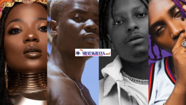 Bella Shmurda – P's & Chills (Freestyle) ft. Efya, Darkovibes & Kelvynboy