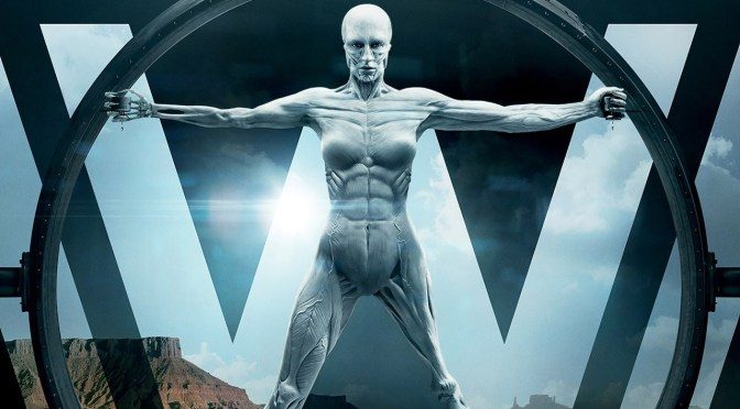 New Westworld Poster