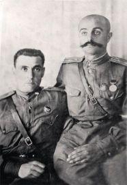 Японц Абадиев и Сакка Висаитов