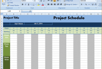 Construction Schedule Template Excel   shatterlion info Similar Posts  Residential Construction Schedule