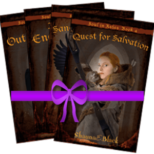 Soul in Ashes 4 Book Bundle