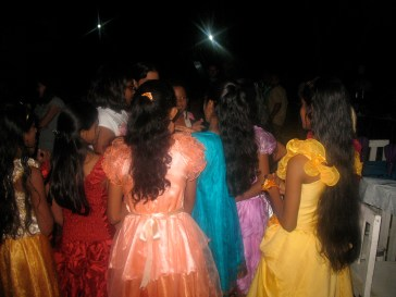 Check out these amazing party frocks that were purchased especially for this occasion.