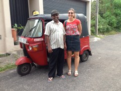 Kamal, my favourite tuk tuk driver, was kind enough to cart us all around Colombo. He updated us on all the changes in very candid conversations along the way.