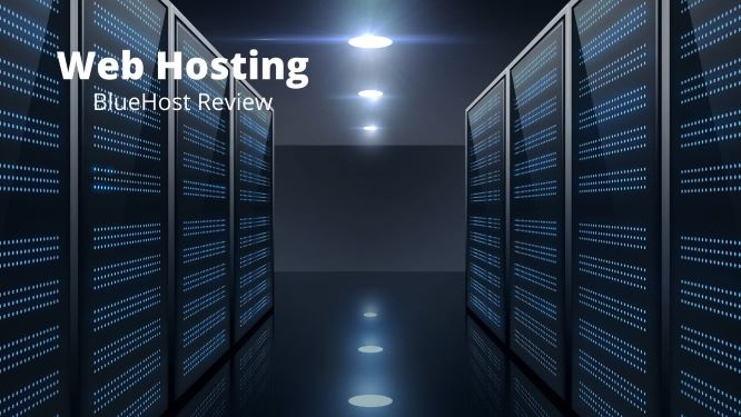 Blue host web hosting review