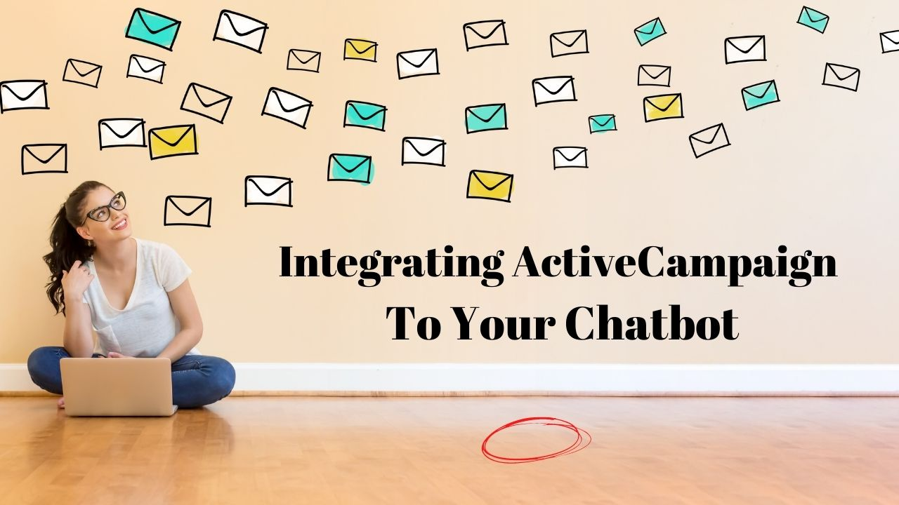 If you are already an Activecampaign user then no doubt you will want to stick with that autoresponder, and not wanting to be using a series of third-party tools to use your chatbot and ActiveCampaign.