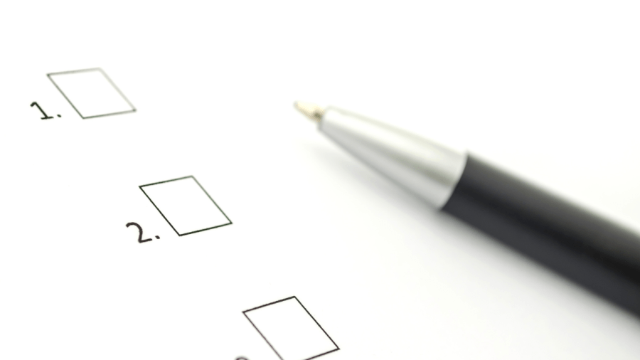 When finding different types of sales calls make sure that you send out a questionaire