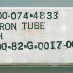 Generic American Military Tube Box
