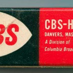 CBS-Hytron Tube Box
