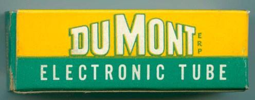 DuMont classic Tube Box