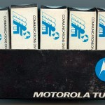 Motorola Communications Five Tube Box
