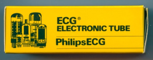 Philips ECG later Tube Box