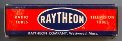 Raytheon early Tube Box