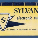 Sylvania Five Tube Box