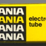 Sylvania later Tube Box