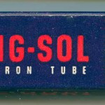 Tung-Sol Tube Box