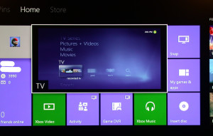 Windows Media Center on Xbox One