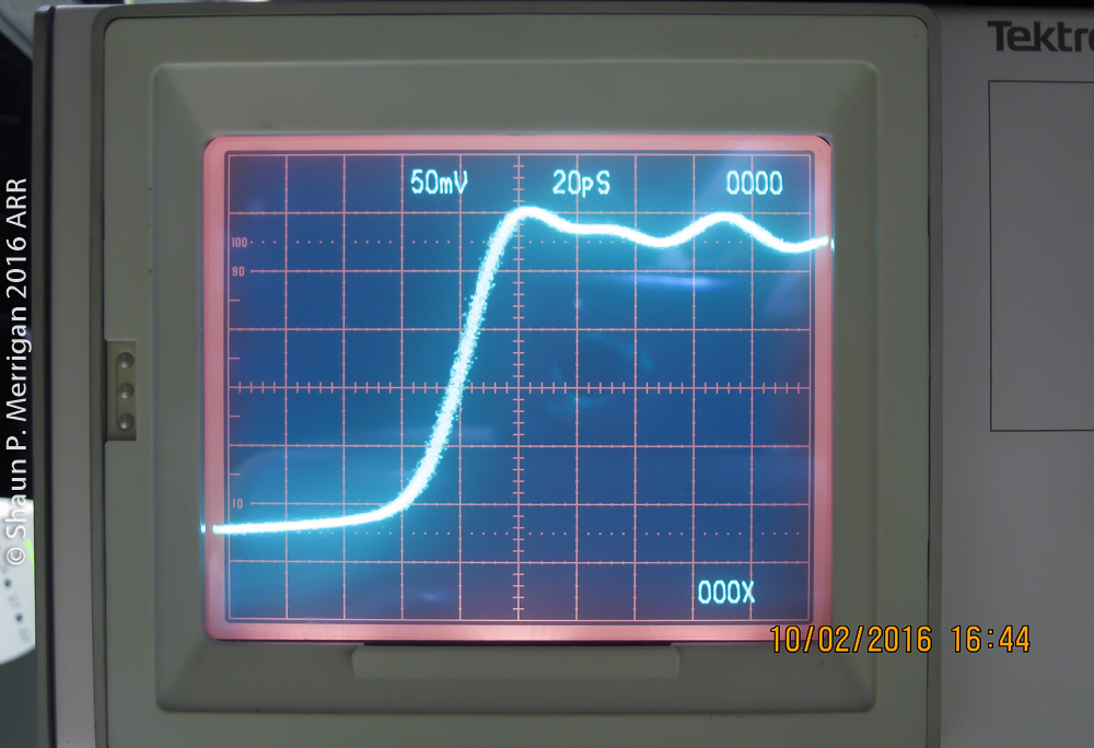 Tektronix 7904A Fast Rise Time Pulse