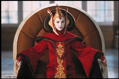 A future female Pope's costume?