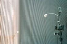Light Poles Outside AMA Building