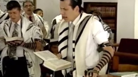 Rabino Elad Villegas
