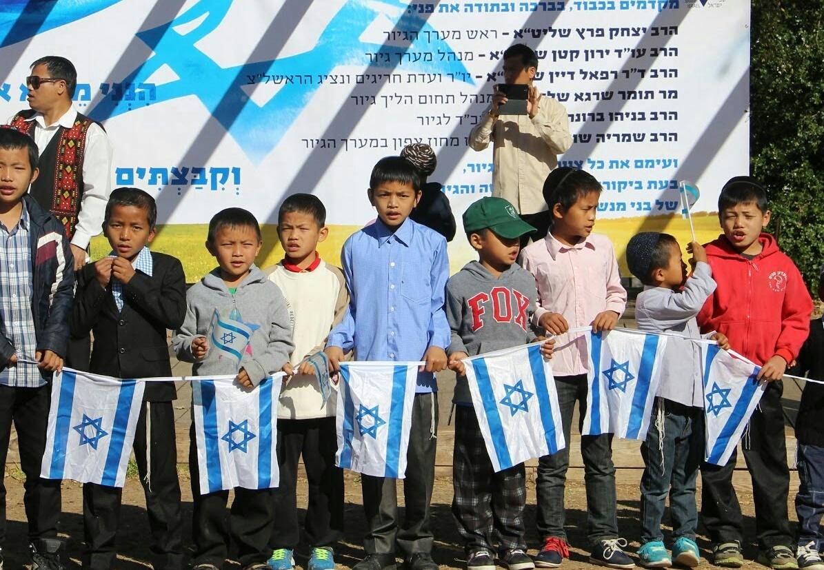 Wspólnoty Shavei Israel świętują 68. urodziny Izraela