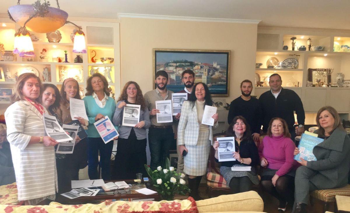 Nasi wolontariusze odkrywają Żydowskie społeczności na całym świecie!