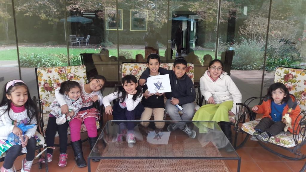 Społeczność Jazon Ish, Chile
