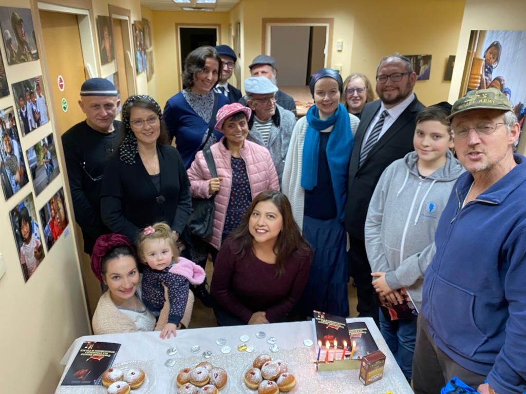 Polska impreza w Jerozolimie