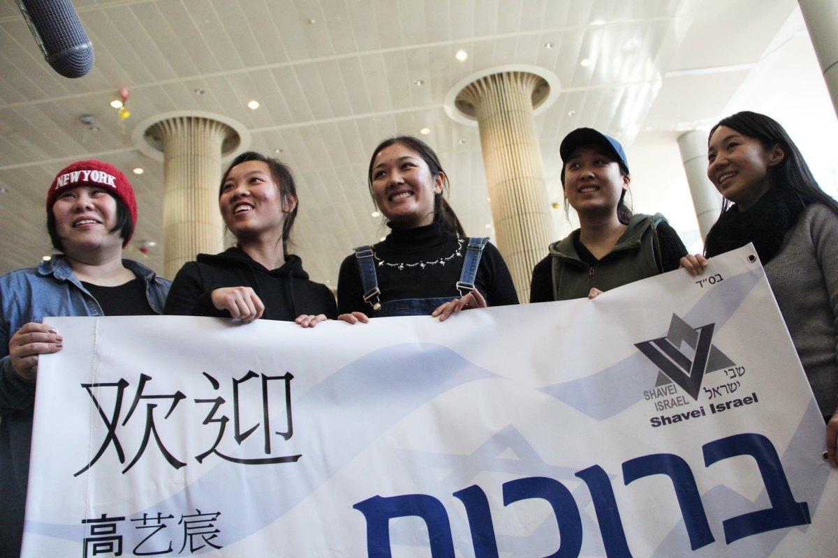 WPŁYW KORONAWIRUSA NA SHAVEI ISRAEL