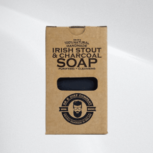 Dr K Soap Company Irish Stout & Charcoal Body Soap
