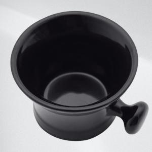 Shave Shop Shaving mug (Porcelain Black)