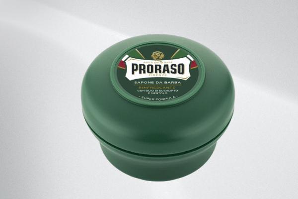 Proraso Shaving Soap Bowl Refresh Eucalyptus 150ml