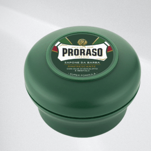 Proraso Shaving Soap Bowl Refresh Eucalyptus 150ml