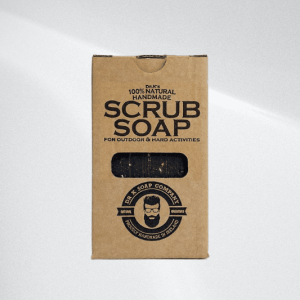 Dr K Soap Company Scrubby Body Soap 110g