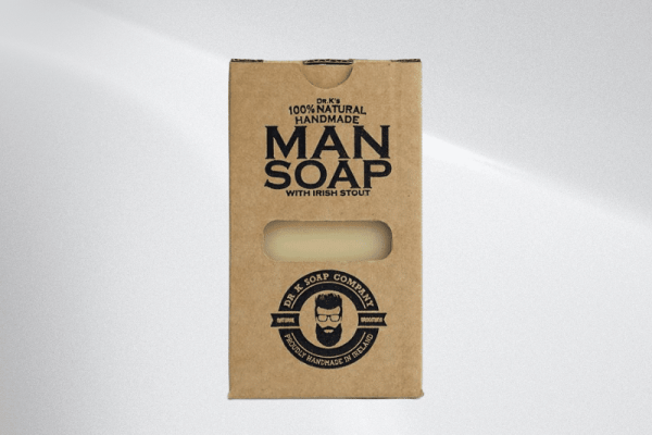 Dr K Soap Company MAN Body Soap 110g