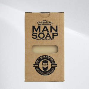 Dr K Soap Company MAN Body Soap 110g