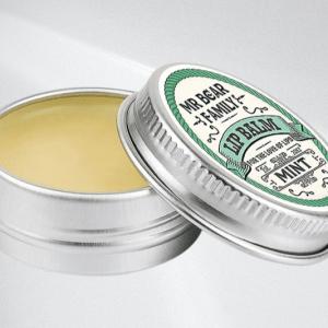 Mr Bear Family Beard Lip Balm Mint